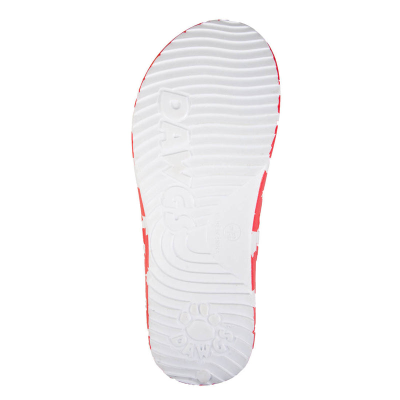 Men's Slides - Canada (Red/White)