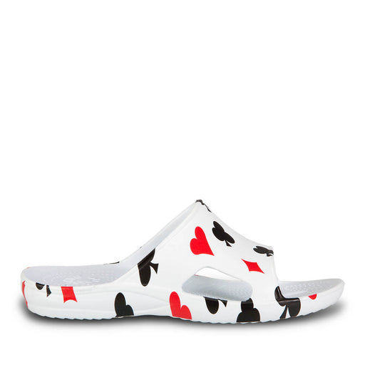 Men's Slides - Hearts, Diamonds, Spades, Clubs