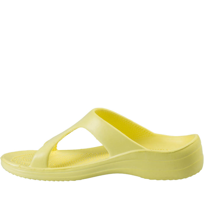 Women's X Sandals - Yellow
