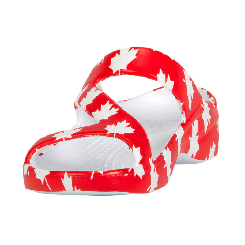 Women's Z Sandals - Canada (Red/White)