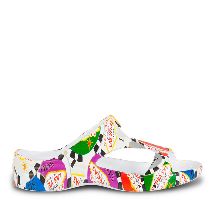 Women's Z Sandals - Poker Chips