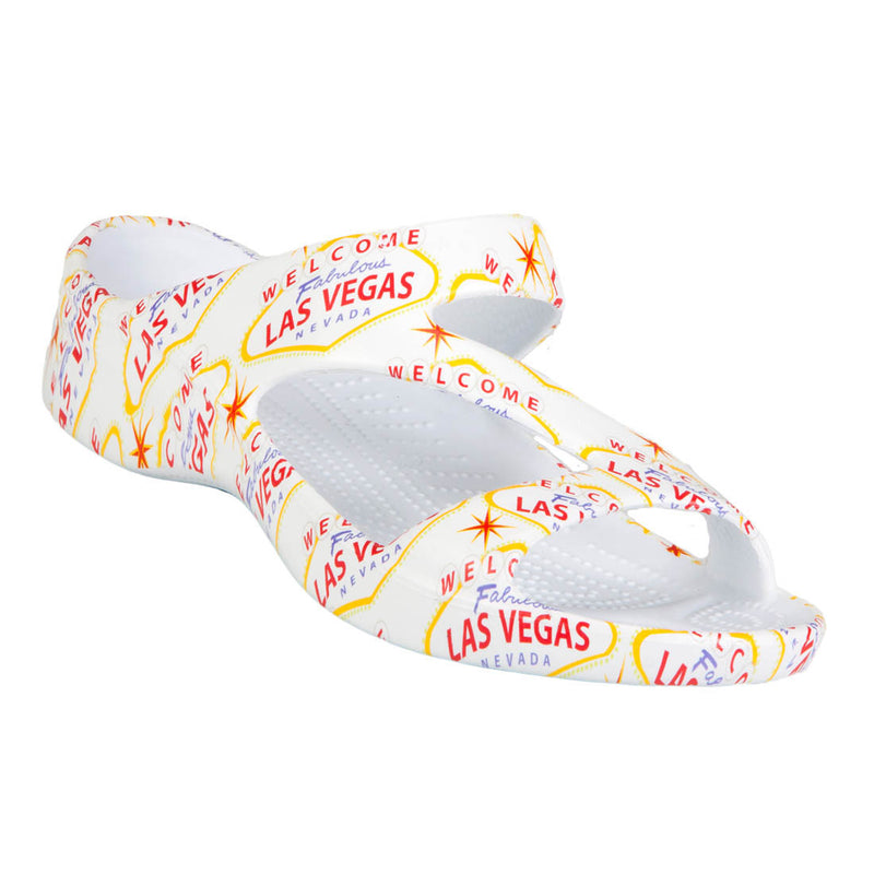 Women's Z Sandals - Welcome to Las Vegas