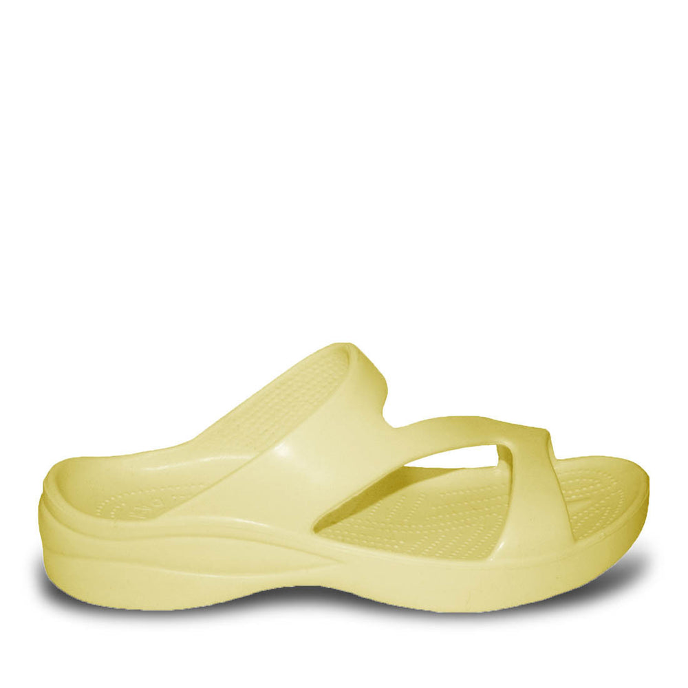 Women's Z Sandals - Yellow