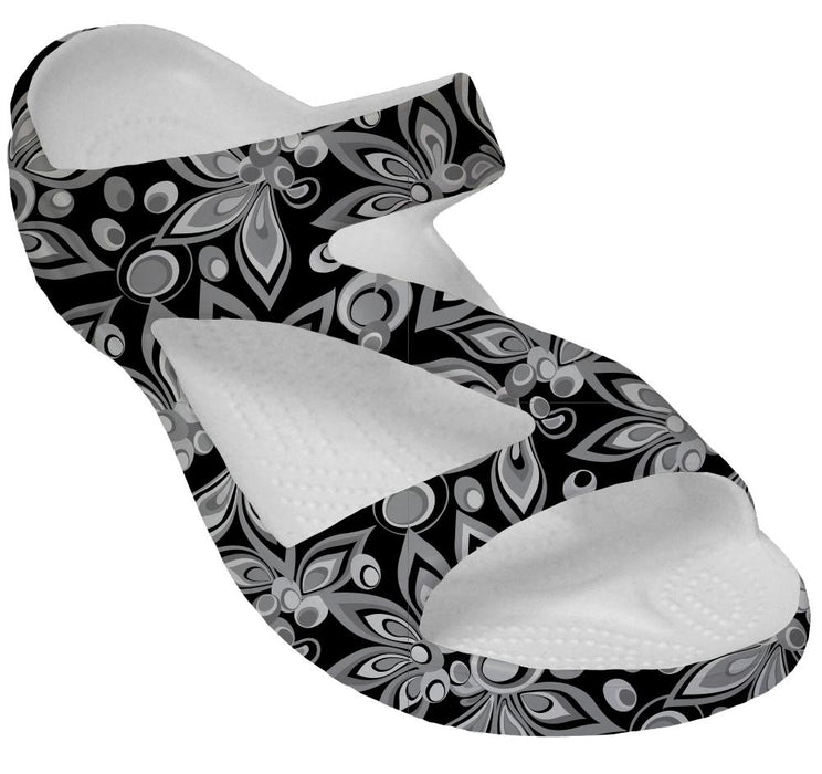Women's Loudmouth Z Sandals - Shagadelic Grey
