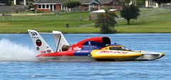 Nate Brown Team Builds Raceboat using SilverTip Products