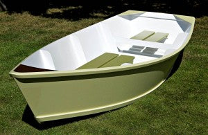 custom plywood skiff