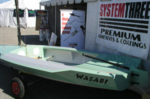 PT-15 High-Performance Sailing Dinghy