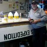 Phil Riise of Seaview Boatyard chose System Three for the boat restoration.