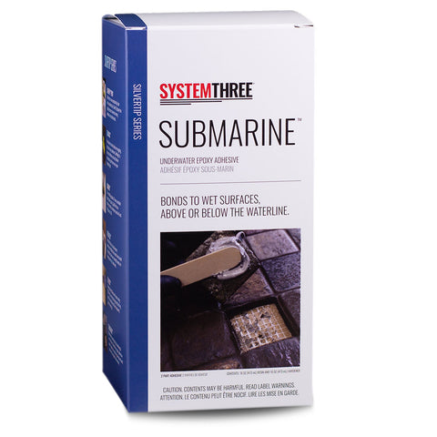 Submarine Underwater Epoxy
