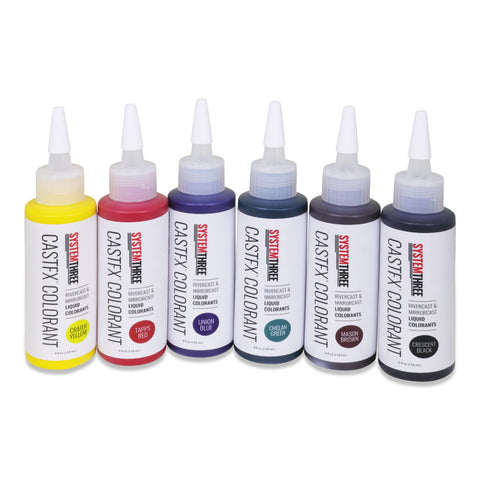 CastFX Liquid Colorant