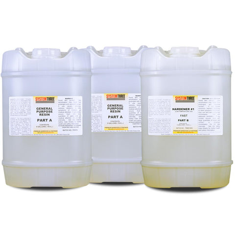 General Purpose Epoxy Kit (15 Gallon)