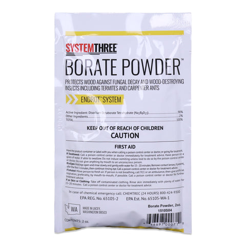 EndRot Borate Powder