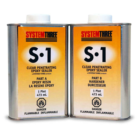 Silvertip Laminating Epoxy Resin System Three Resins