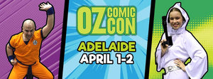 Adelaide Comic Con is coming!