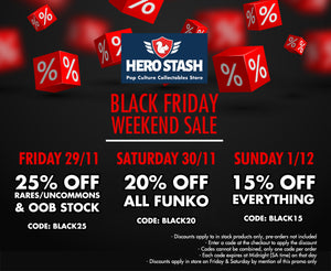 Black Friday Sales Weekend 2019