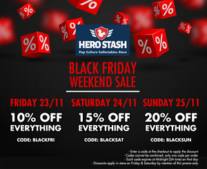 Black Weekend Discount Codes