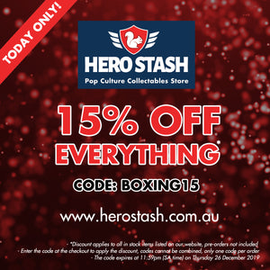 Boxing Day Sale 2019