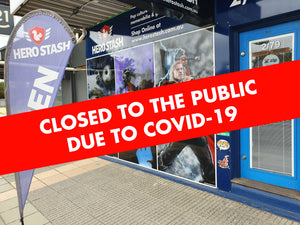 COVID-19 Forces Temporary Retail Store Closure - A letter from the Owner