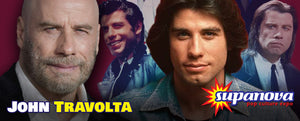 Meet John Travolta & other Celebrities at Supanova Adelaide this weekend!