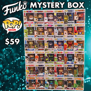 New 3x Pop! Vinyl Mystery Box Just Dropped!