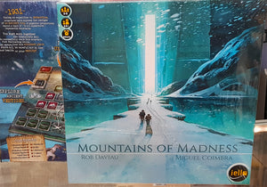 Mountains of Madness Board Game Review