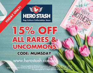 Mothers Day 2021 - Discount Code