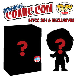 New York Comic Con 2016 Exclusives