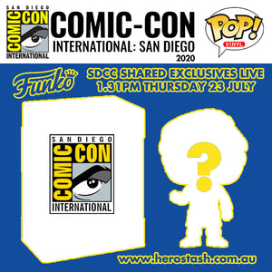 SDCC 2020 Funko Shared Exclusives Launch at Hero Stash