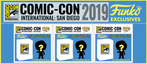 SDCC 2019 Funko Summer Convention Exclusives at Hero Stash!