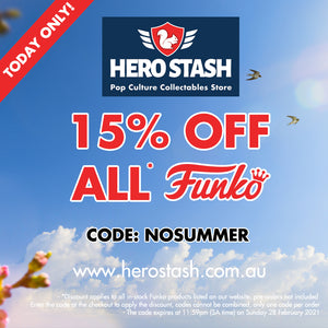 15% Off All Funko Discount Code
