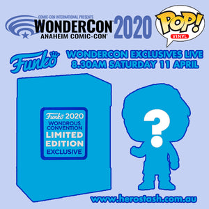 WonderCon 2020 Funko Shared Exclusives Drop at Hero Stash