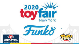 New York Toy Fair Funko Announcements