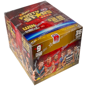 AFL Footy Stars Trading Cards - 2020 Sealed Box