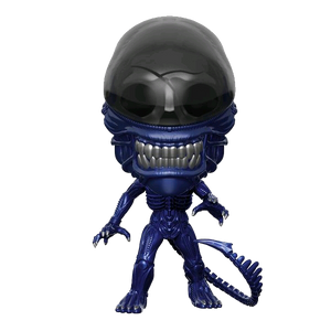 Alien - Xenomorph Blue Metallic 40th Anniversary Specialty Series Exclusive Pop! Vinyl Figure