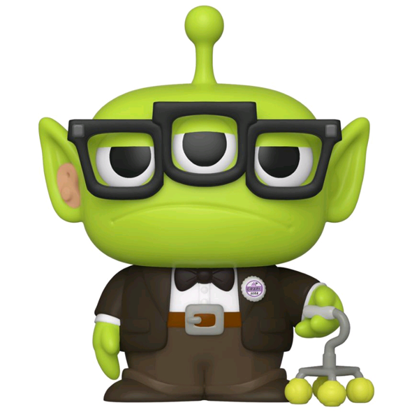 Pixar Alien Remix - Carl Pop! Vinyl Figure