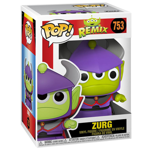 Pixar Alien Remix - Zurg Pop! Vinyl Figure