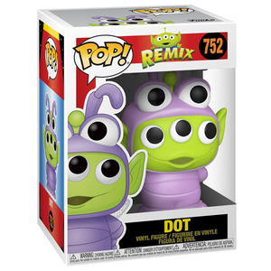 Pixar Alien Remix - Dot Pop! Vinyl Figure