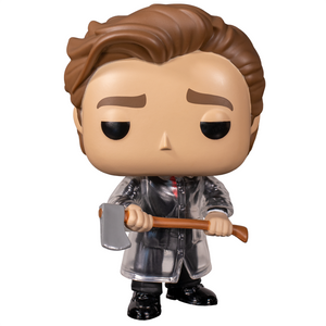 American Psycho - Patick Bateman with Axe Pop! Vinyl Figure