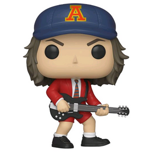 AC/DC - Angus Young Red Jacket US Exclusive Pop! Vinyl Figure