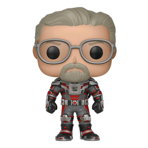 Ant-Man and the Wasp - Hank Pym Unmasked US Exclusive Pop! Vinyl Figure
