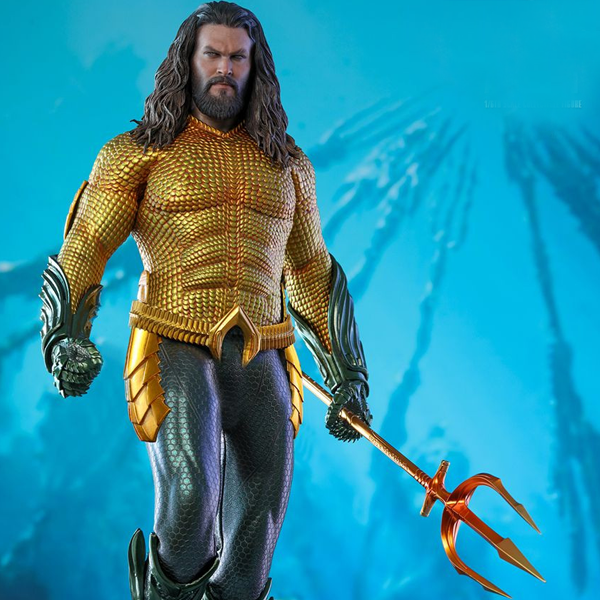 Aquaman - Aquaman 1:6 Scale Action Figure