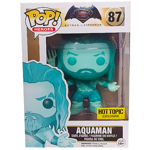 Batman V Superman - Aquaman (Ocean) Hot Topic Exclusive Pop! Vinyl Figure