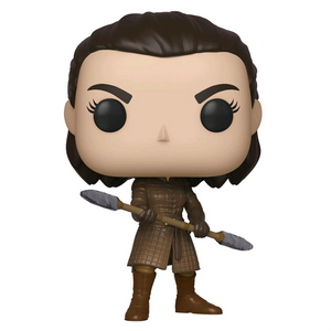 Game of Thrones - Arya Stark with Two-Headed Spear Pop! Vinyl Figure