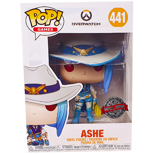 Overwatch - Ashe Cyber Monday Exclusive Pop! Vinyl Figure
