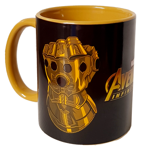 Avengers Infinity War - Thanos Gauntlet Heat Changing Mug MCC Exclusive