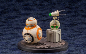 Star Wars The Rise of Skywalker - D-O & BB-8 1:7 Scale ArtFX+ Statue