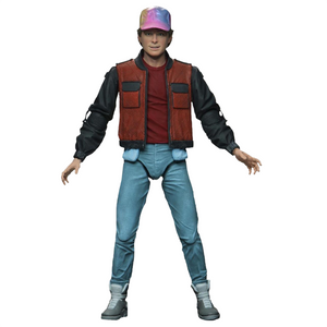 "Back to the Future Part II - Marty McFly Ultimate 7"" Action Figure"