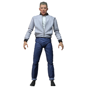 "Back to the Future Part II - Biff Tannen Ultimate 7"" Action Figure"