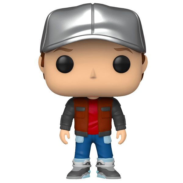 Back to the Future - Marty in Future Outfit Pop! Vinyl Figure
