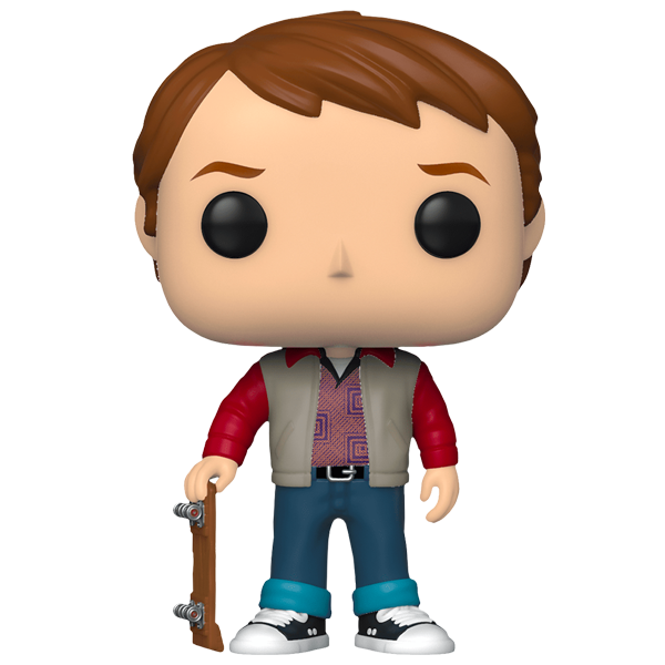 Back to the Future - Marty 1955 Pop! Vinyl Figure